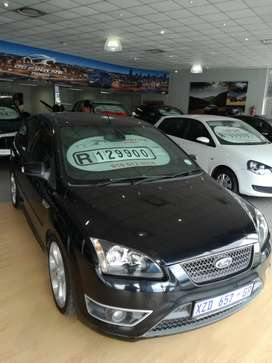 2009 Ford focus ST with excellent performance and take off