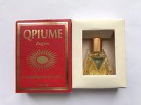 "Духи, парфюм ""Opiume"" ""Опиум"" винтаж парфюмерия СССР, Сделано во Франц"