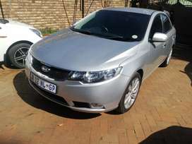 2010 Kia cerato automatic with only 83000km
