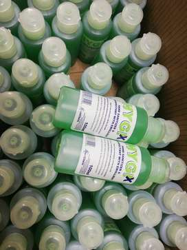 PPE 100ml sanitizers 70%