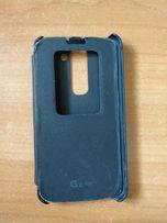 Чехол-книжка активный от LG G2-mini Б/У