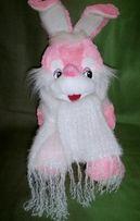 Шарф, белый, женский, красивый! Зимний шарф! На новогодний утренник!