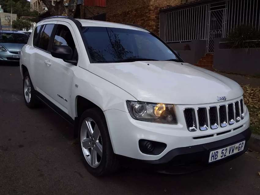 Jeep Compass Limited spare key service book