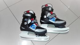 Łyżwy dziecęce hokejowe K2 regulowane 31 - 32 - 33