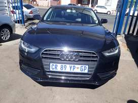 2014 Audi A4 (2.0) Automatic With Service Book and Sunroof