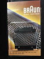 Насадка для braun