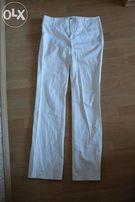 Top Secret = białe spodnie = 40 klasyczne