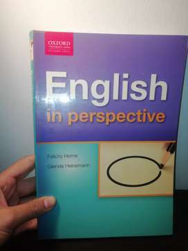 English in perspective