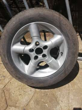 Rim and Tyre for sale