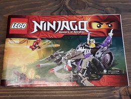 LEGO NinjaGo 70745 Anacondrai crusher ЛЕГО Дробилка (оригинал)