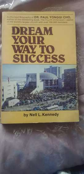 Dream your way to success