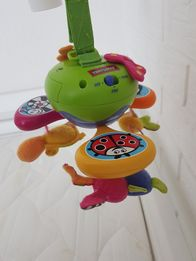 Музикальний мобіль на каляску TINYLOVE