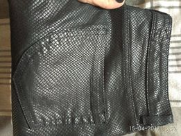 Wężowe spodnie Karen M