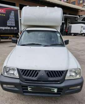 2007 colt 2.8D with volume canopy for sale