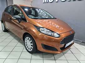 2015 Ford Fiesta 1.0 Ecoboost Ambiente Powershift 5-Door