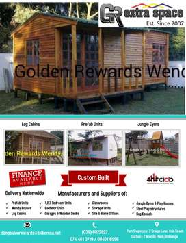 Prefab and Wendy Houses