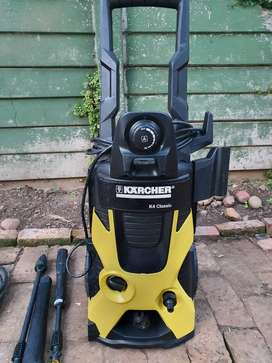 KARCHER K4 CLASSIC HIGH PRESSURE WASHER