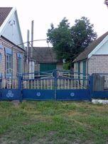 Продам ,сдам ,меняю дом пгт. Камышеваха Запорожской области