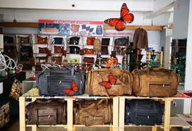 Leather Products Galore!!