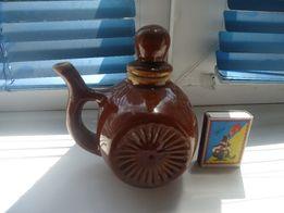 Продаётся чайник керамический для заварки.300 грм.СССР.Всё в описании