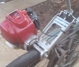 Motorized Bicycle Drive