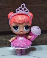 Кукла L. O. L. Surprise глиттерная балерина с бутылочкой LOL. Оригинал