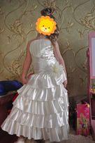 Детское выпускное платье 6-8 лет
