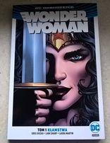 Wonder Woman Odrodzenie Tom 1 Kłamstwa [Egmont]