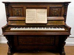 Уроки гри на фортепіано. Поділ. | Уроки игры на фортепиано. Подол.