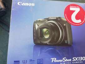Canon camera SX130IS
