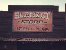 Blanket factory outlet