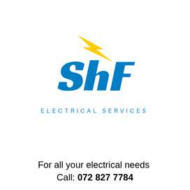 ShF Electrical Services For Your Electrical Needs