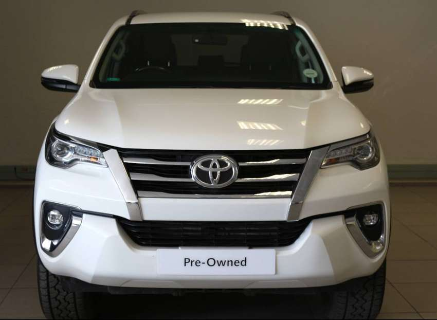 Toyota Fortuner 2.8GD-6 R/B A/T 0