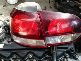 Golf 6 tail lights