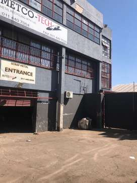 Scrap Metal Premises To Let