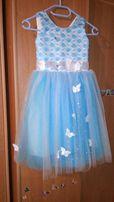 Бальное платье от 3 до 6 лет