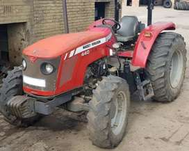 2013 Massey ferguson 440 Xtra 4×4 tractor for sale.4800hrs