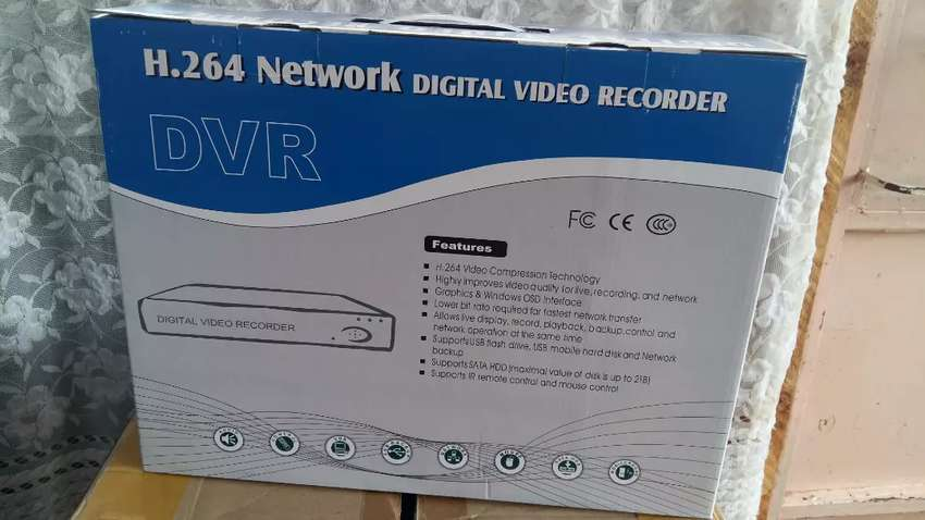 DVR standalone which carry all camera 0