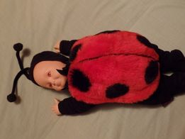 Кукла божья коровка Anne Geddes
