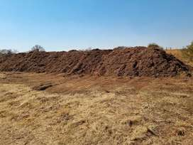 Compost & wood chips for Africa for sale