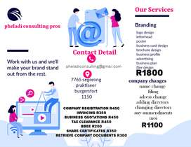 For all your business needs