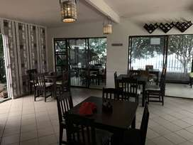 Restaurant, coffee shop and bar business for sale