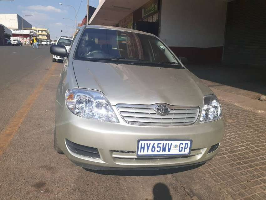 Toyota Corolla  1.4abs, a/c, p/s, 0