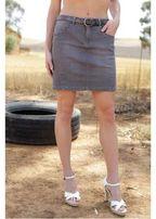 Świetna spódnica jeans jeansowa dżinsowa miniówka 44 46 NOWA!!!