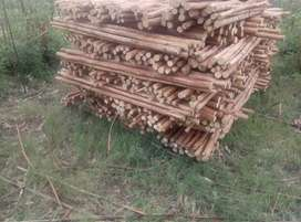 Wood droppers