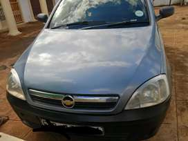 Im selling Corsa bakkie in a very good condition..with low mileage