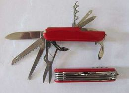 Швейцарский армейский складной нож ОПТОМ Ніж Копия Victorinox Huntsman