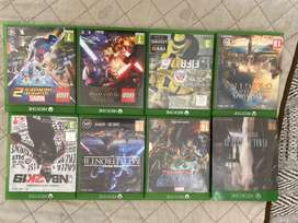 Xbox One games for sale (perfect condition)