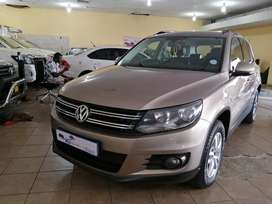 VW Tiguan 2.0 Tdi Bluemotion