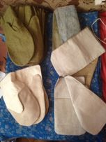 Руковицы перчатки строительные